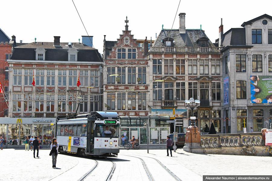 Площадь Koren Markt