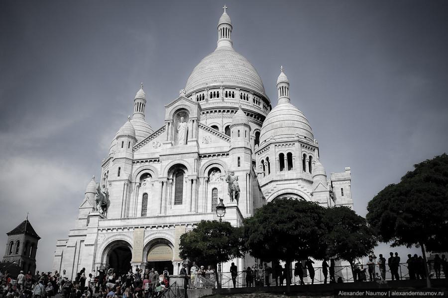 Представитель парижской богемы