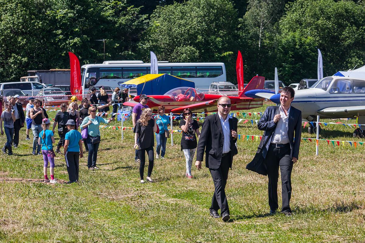 Вертослет 2015: гости прибывают