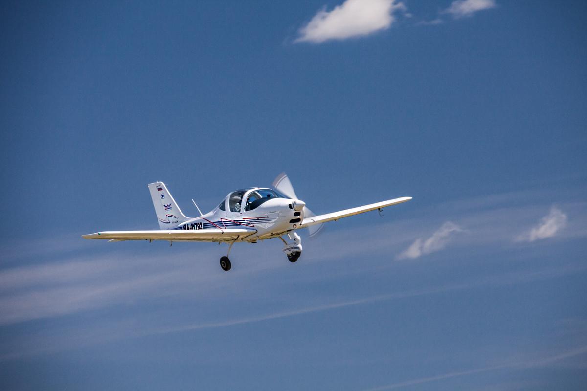 Челавия, сольный пилотаж, Tecnam P2002 [RA-01792]