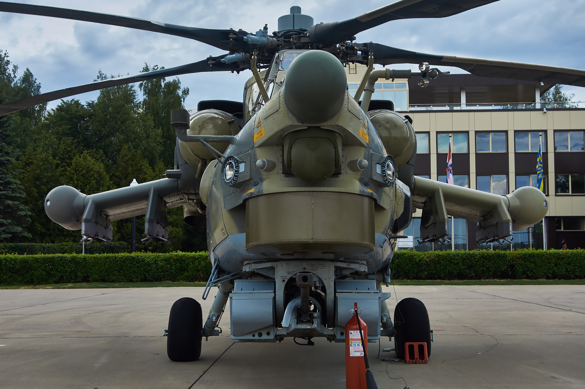 Ми-28Н