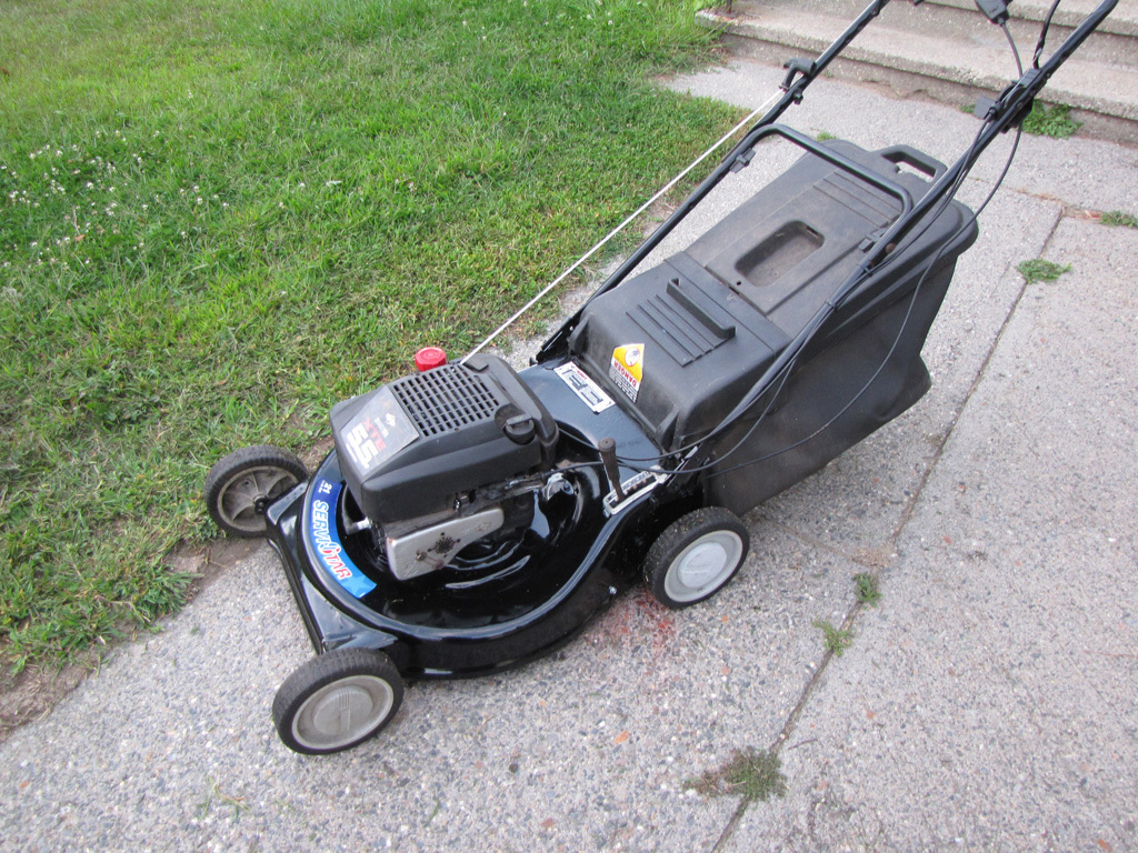 Lawnmowers Want You Bad