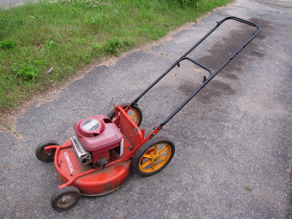 my lawn mower repair thread  56k warning