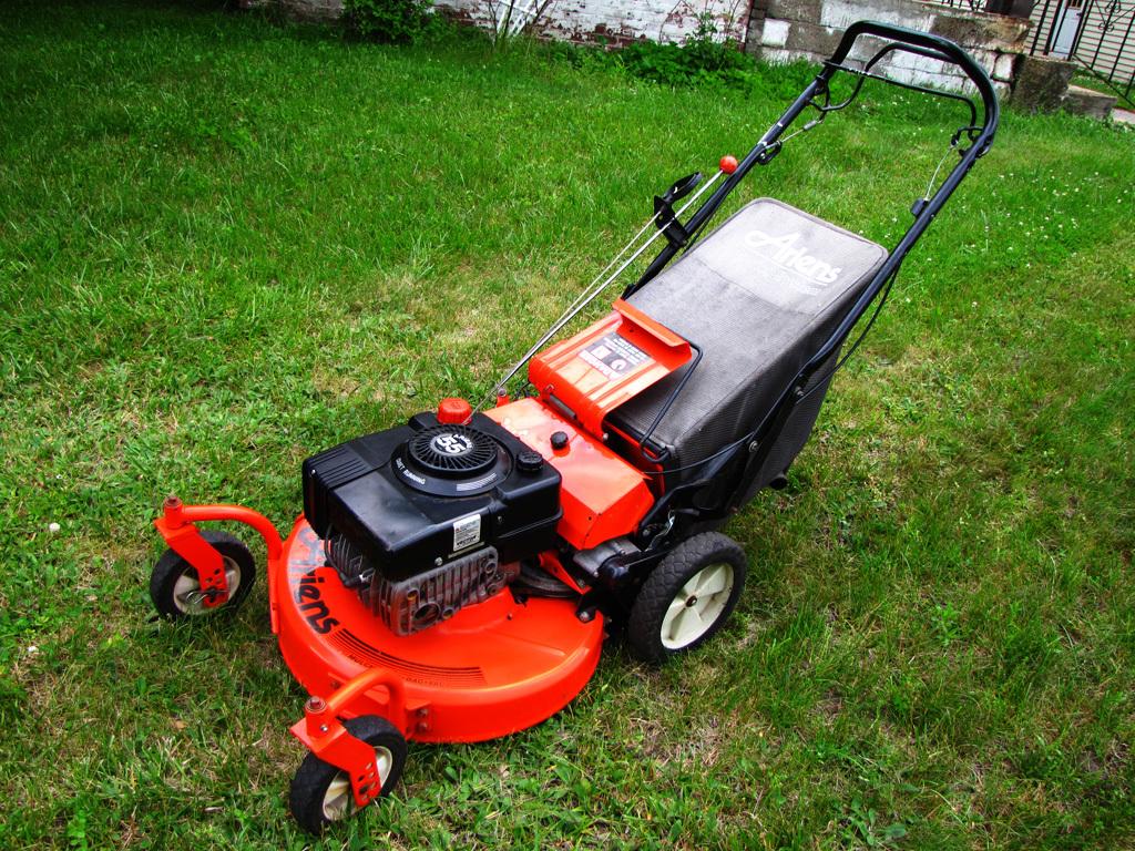 My Lawn Mower Repair Thread 56k Warning Page 22