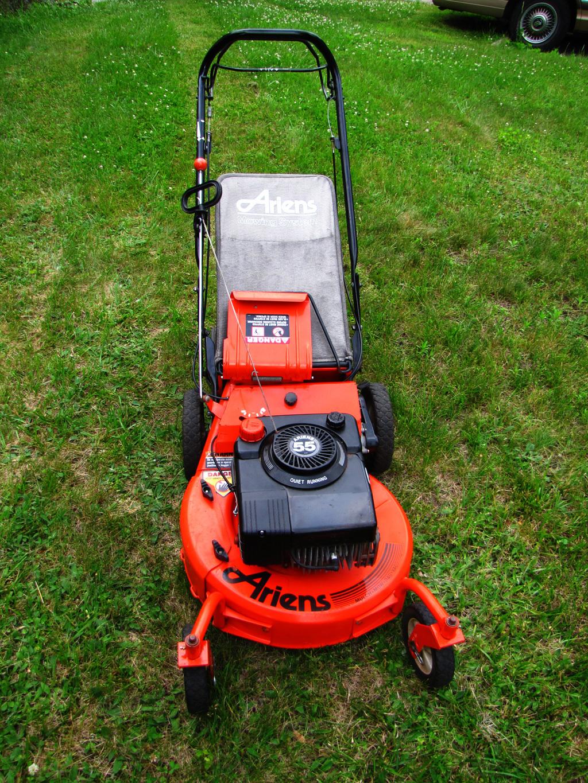 Lawn Mower Overhaul : My lawn mower repair thread k warning page