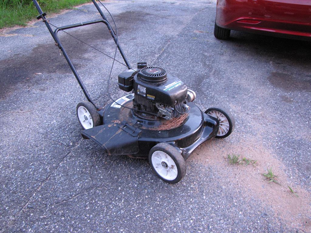 Brute Lawn Mower Air Filter : My lawn mower repair thread k warning page