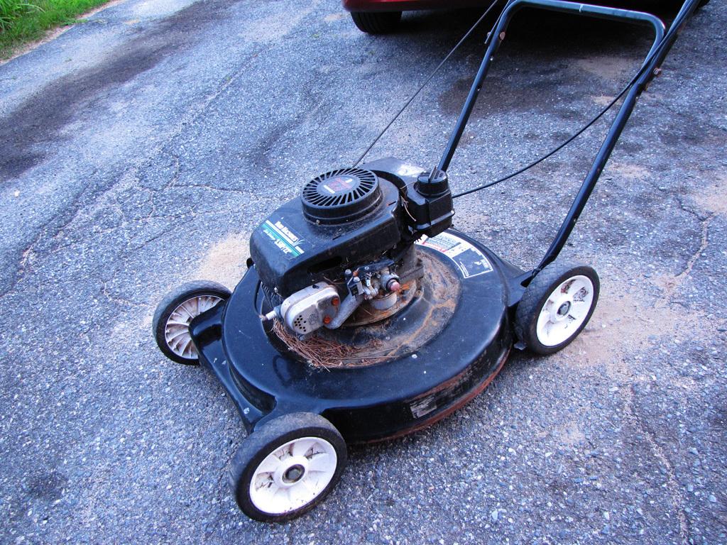 cleaning machines yard machines lawn mower carburetor cleaning