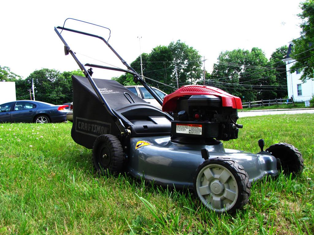 My Lawn Mower Repair Thread 56k Warning Page 35