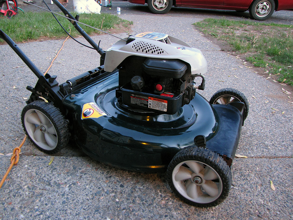 Lawn Mower Air Filter : My lawn mower repair thread k warning page