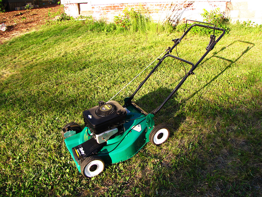 My Lawn Mower Repair Thread (56k warning) - Page 41