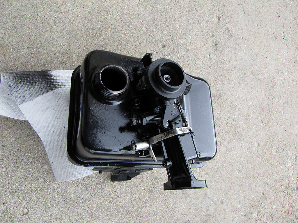 Wd 40 Rust Remover >> New Member with an Old Simplcity S4 - Snowblower Forum : Snow Blower Forums