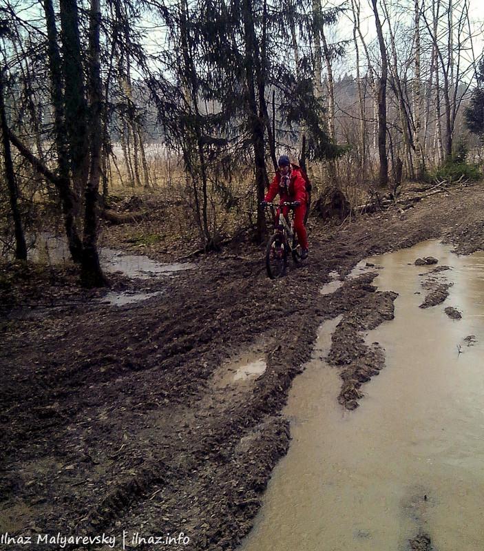 ВелоПВД на Байк-озеро