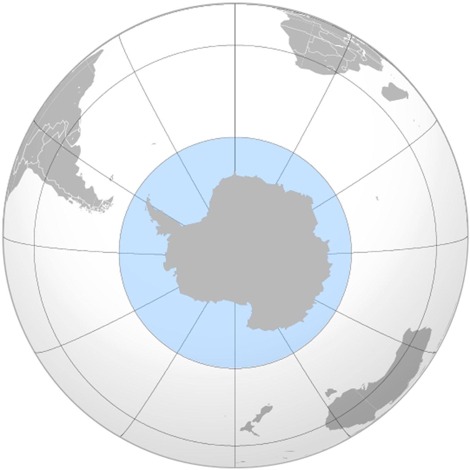 По площади океан занимает четвертое
