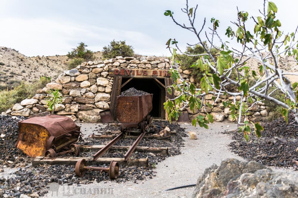 Пустыня Табернас - «Дикий Запад» Испании