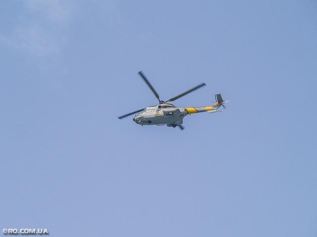 Спасательный вертолёт испанского флота, Гран Канария, Канары