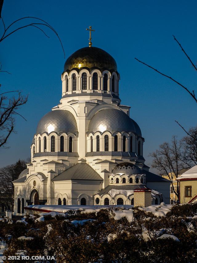 Каменец-Подольский Александро-Невский собор