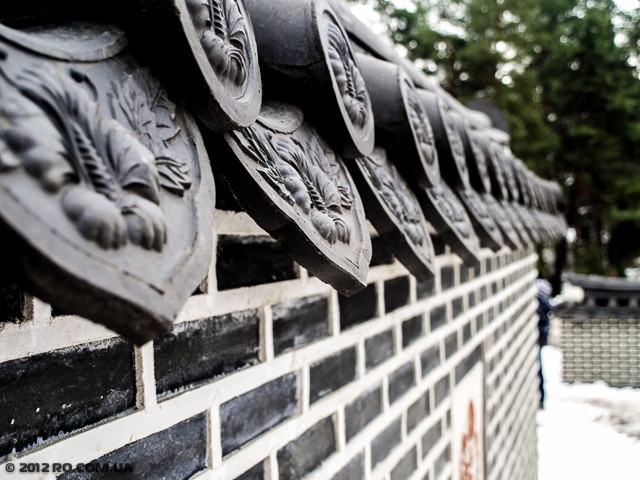 Традиционный Корейский сад в Киеве