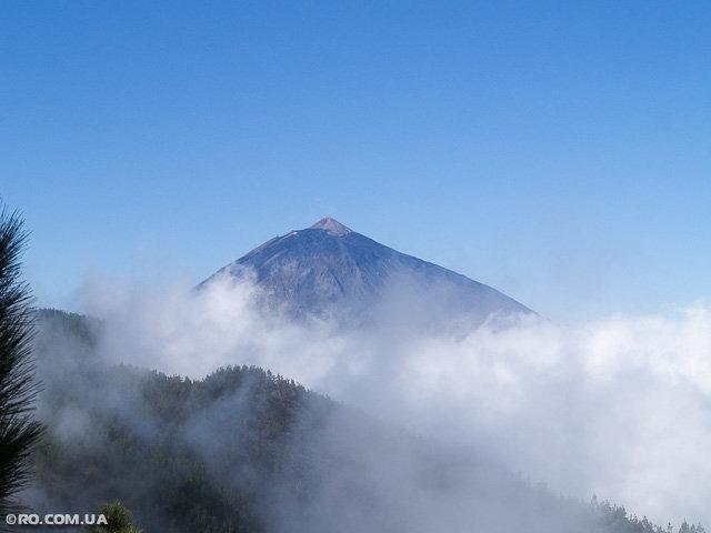 Вулкан Тейде, Тенерифе, Канары