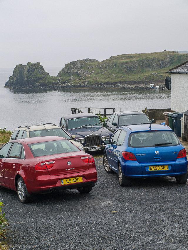 Шотландский виски, ландшафты остров Айла, яхты
