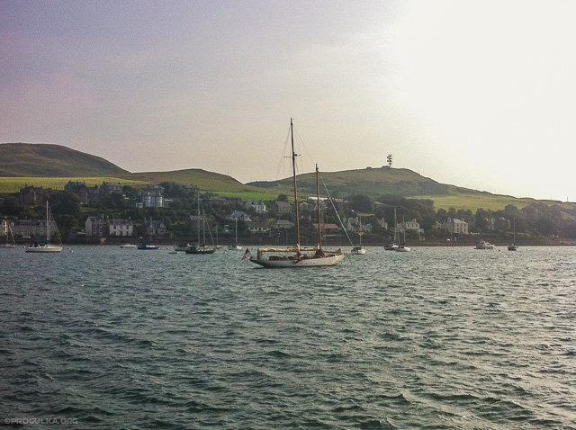 Шотландия, виски и морепродукты. Кемпеблтаун и остров Айла