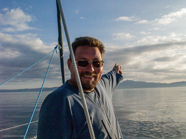 Острова Шотландии на яхте