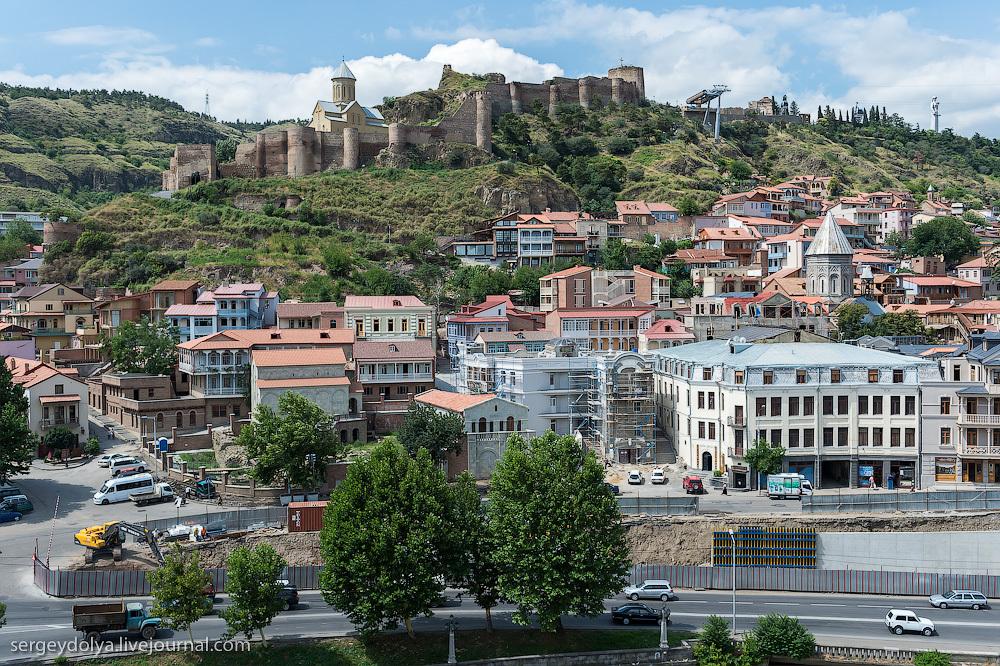 Грузия. Тбилиси. Часть 2