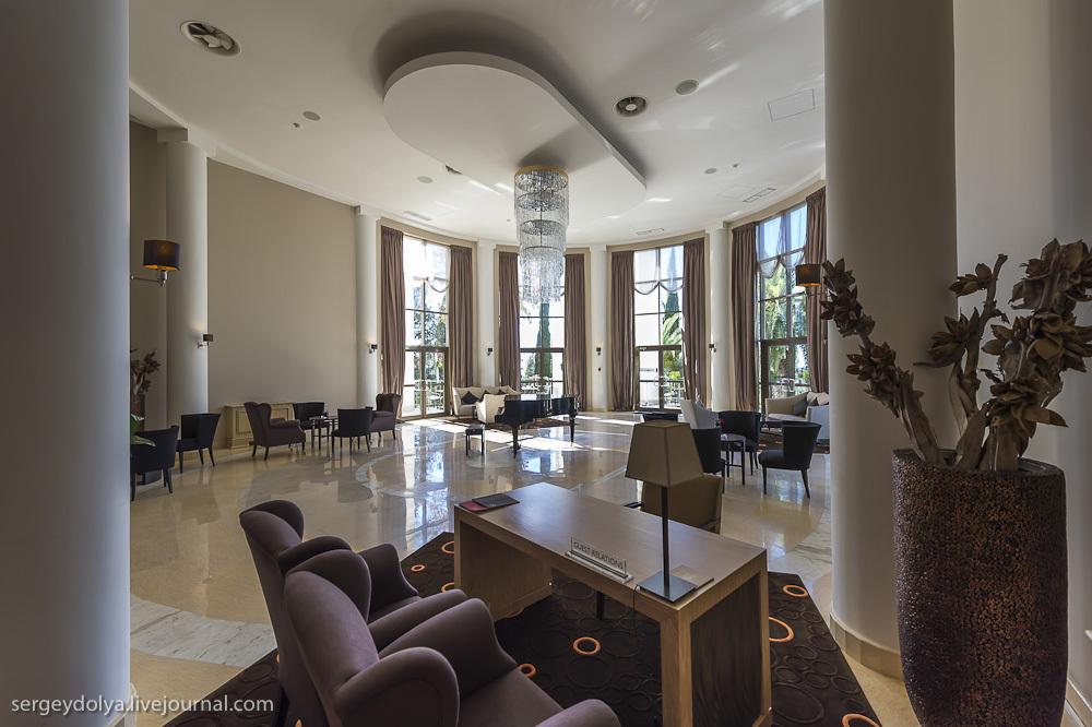 Лучший отель России 2012