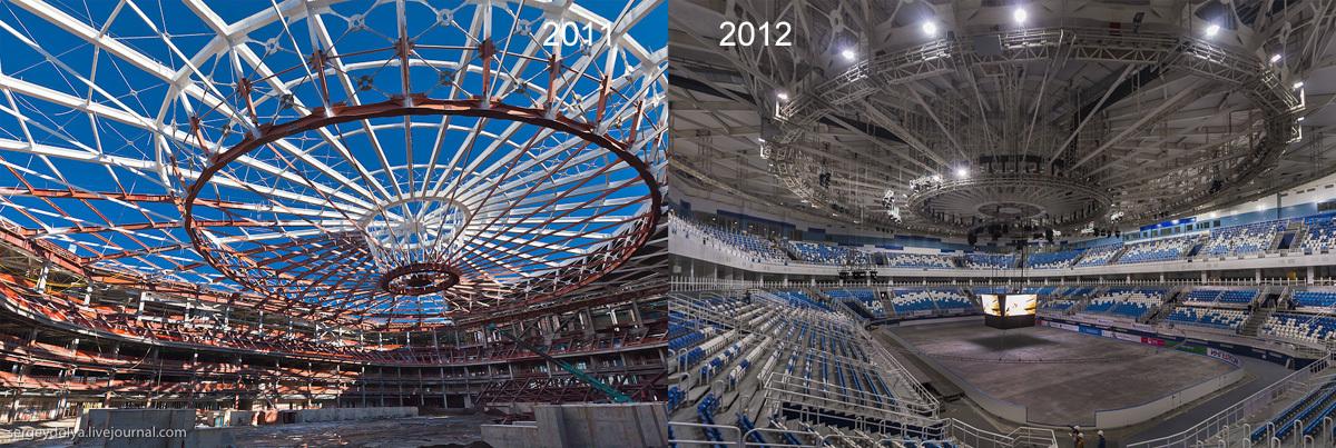 Олимпийский Сочи. Год спустя