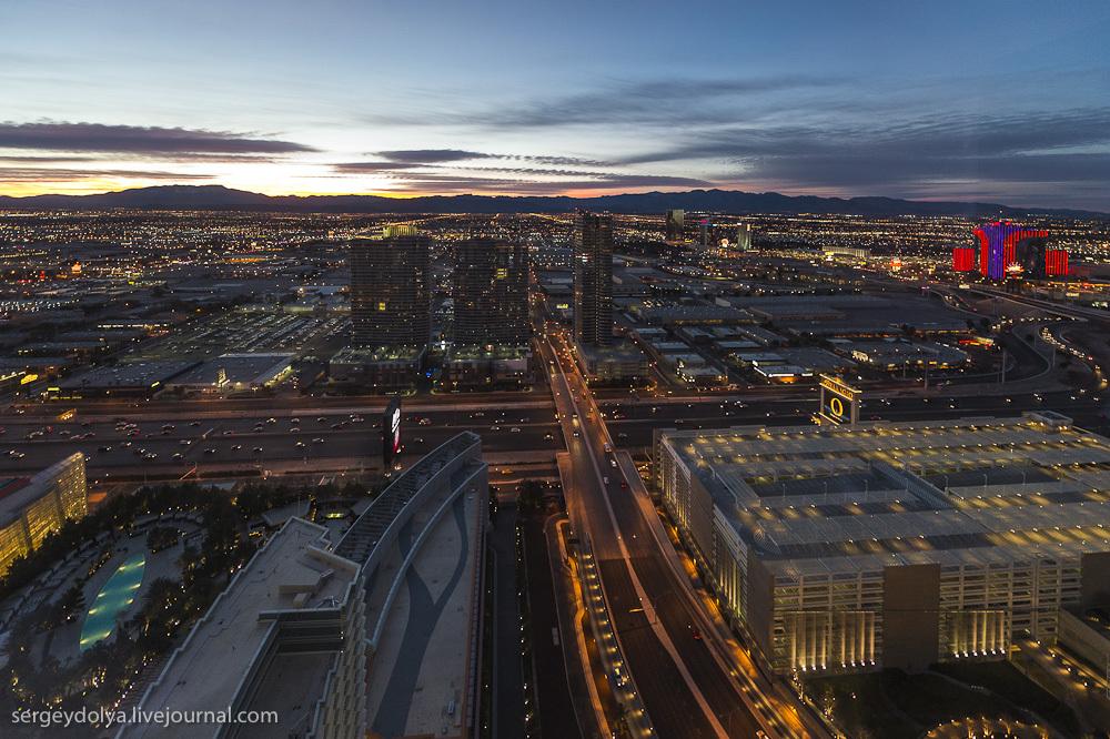 Новогодние каникулы в США. Лас-Вегас
