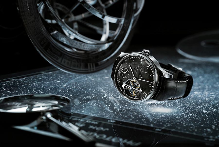 Часы IWC за 800 тысяч долларов