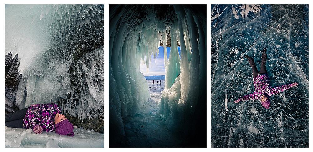 Байкальский лед 2013