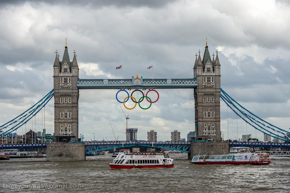 Олимпийский Лондон. Часть 1