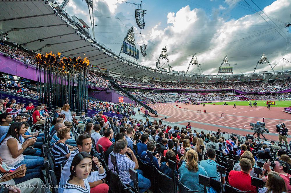 Олимпиада в Лондоне. Пляжный волейбол и легкая атлетика