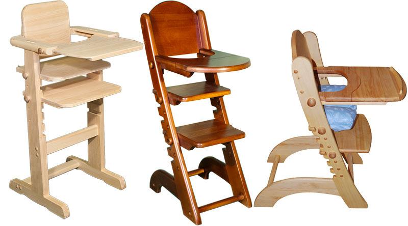 Детские стульчики - трансформеры