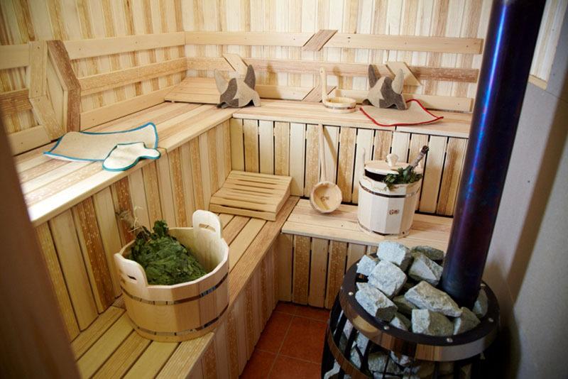 Изделия для бани и сауны из кедра