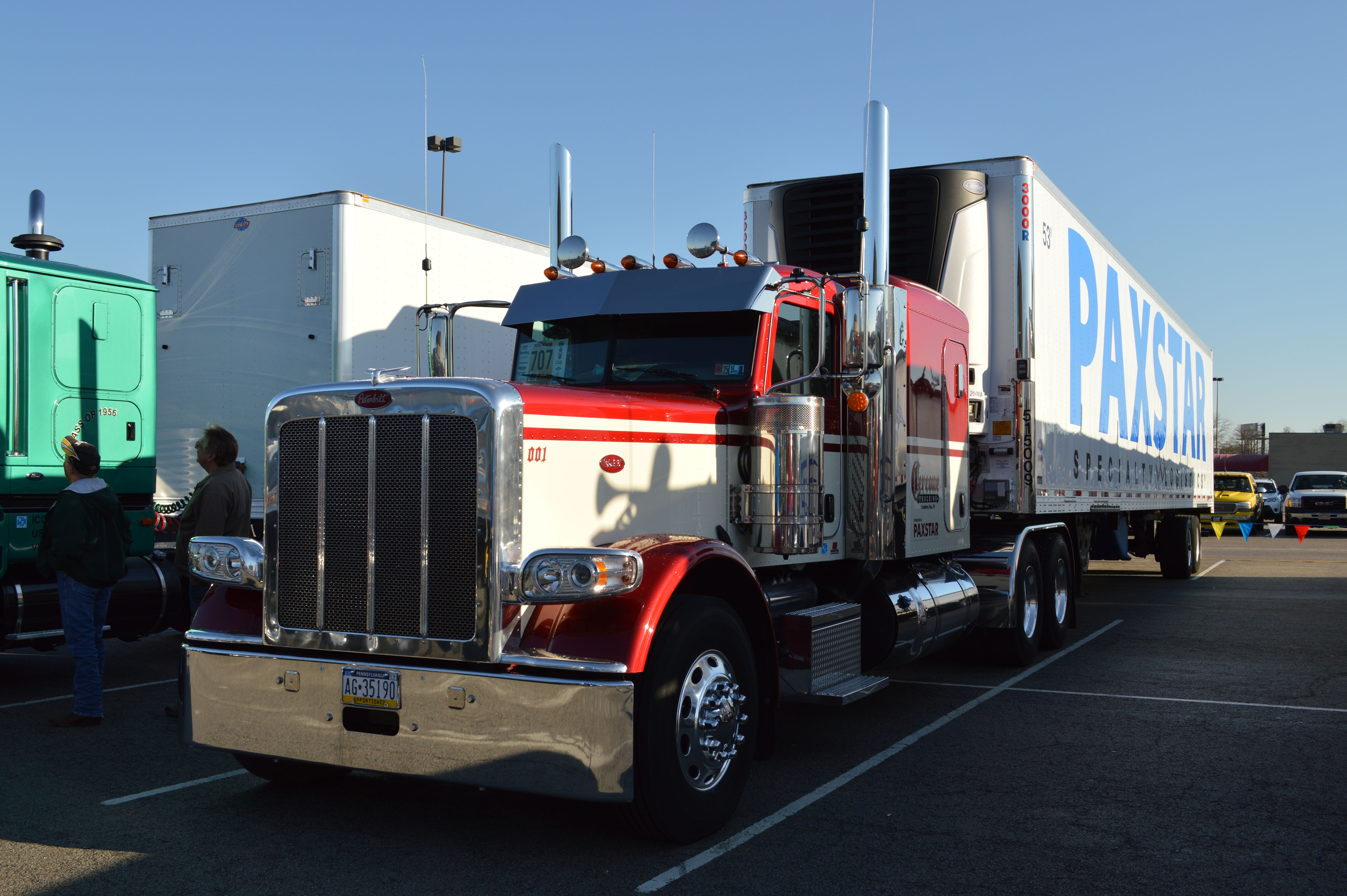 Friday, April 1: MATS Show and Shine-Cercone Trucking