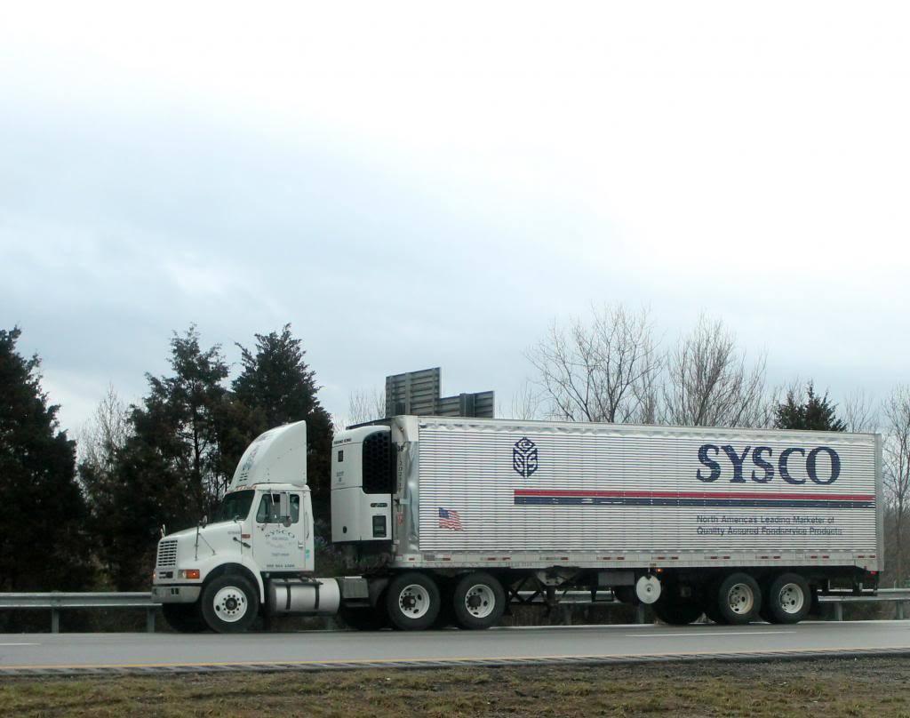 sysco truck - Monza berglauf-verband com