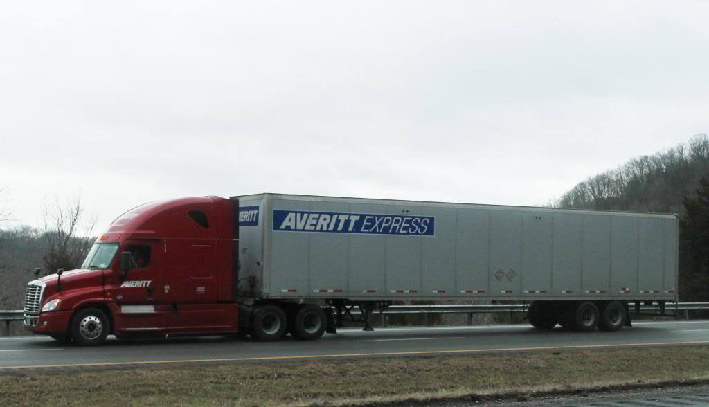Trucks averitt express