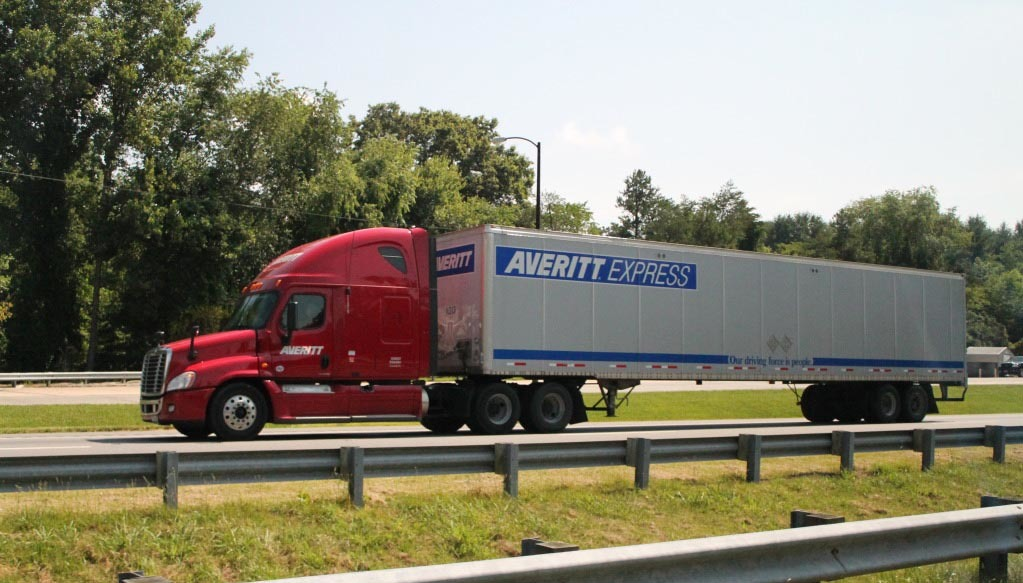 Express trucks averitt