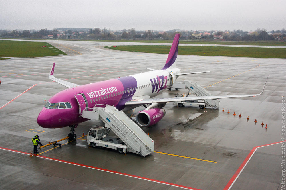 WizzAir нарешті закріплятиме місця
