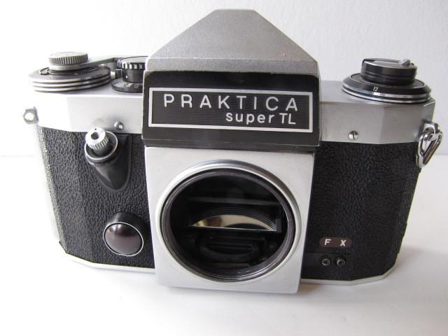 Praktica Super TL 35mm SLR Camera Body - M42 Mount